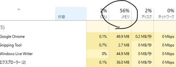 56%使用