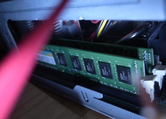 RAMの挿入順序